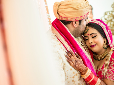 Featured: Amar Prith & Karan's Wedding in Singapore