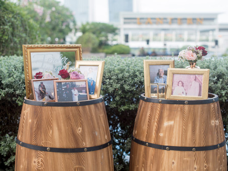 Featured: Yogita & Rishi's Wedding in Singapore