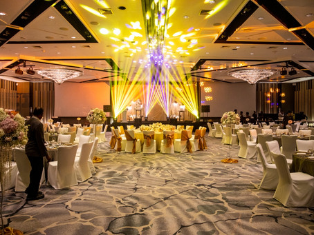 Your Checklist When Choosing Your Wedding Venue