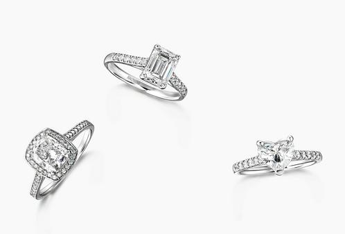 Fancy Shaped Diamonds