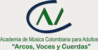 Logo Arcos,Academia de Música Colombiana para Adultos