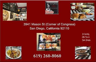 Congress Cafe, arpas Venzolanas. cccsd.net