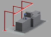 Absturzsicherung Maschinenbau