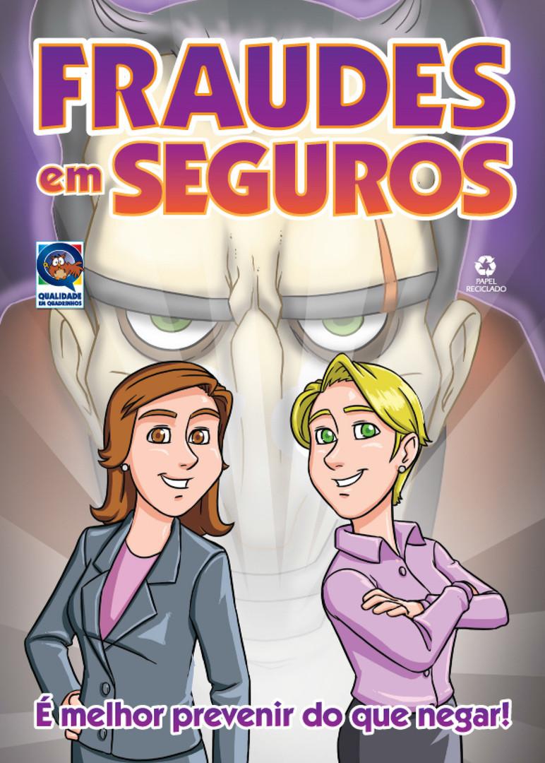 Insurance Frauds - Cover