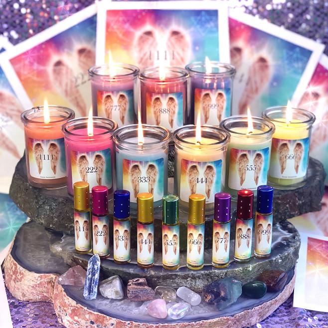 Angel Numbers Set