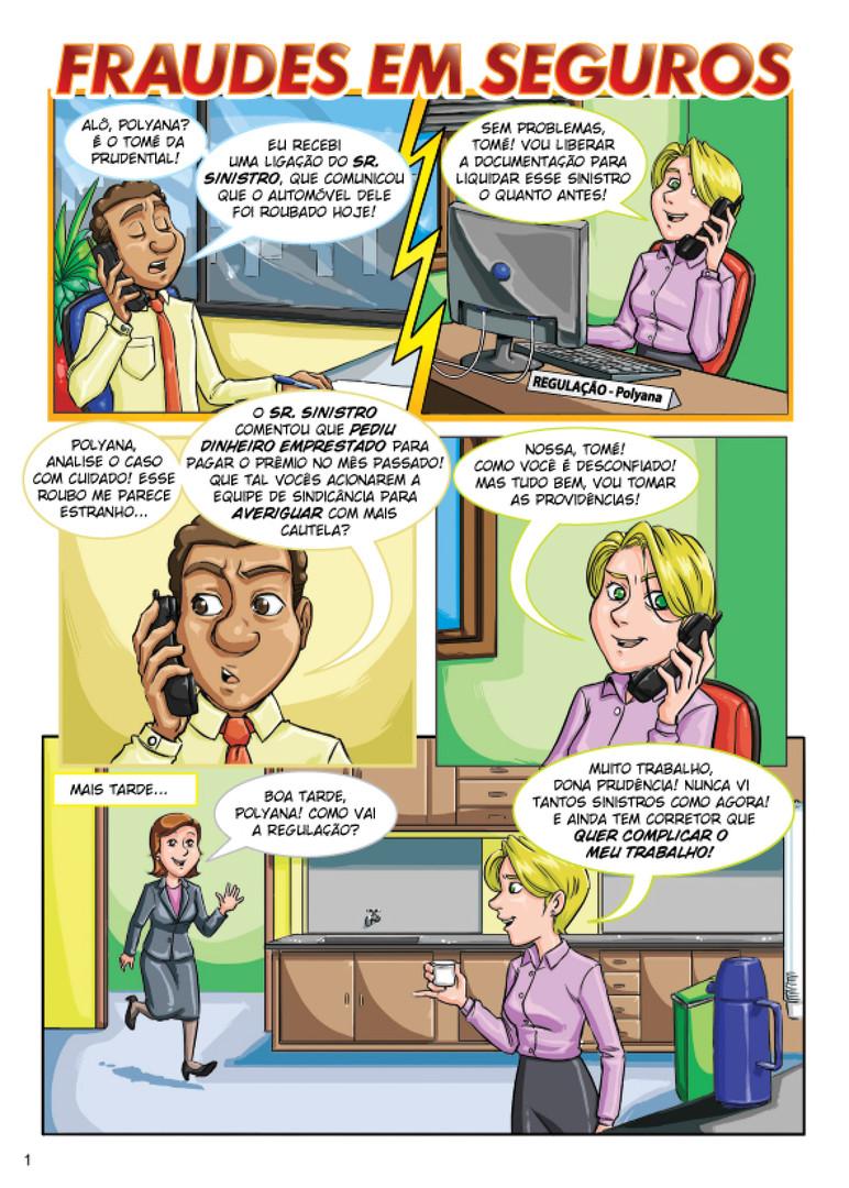 Insurance Frauds - 01