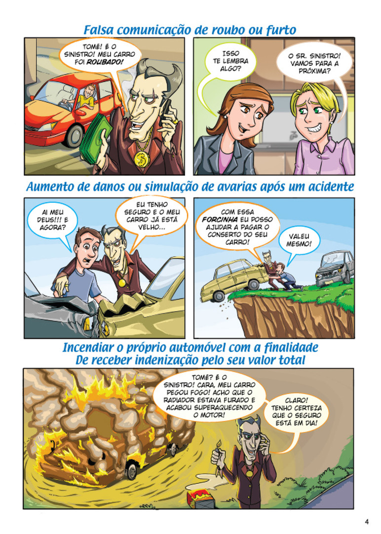 Insurance Frauds - 04