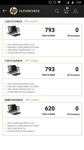 Clevercheck HP - Simulate Feature