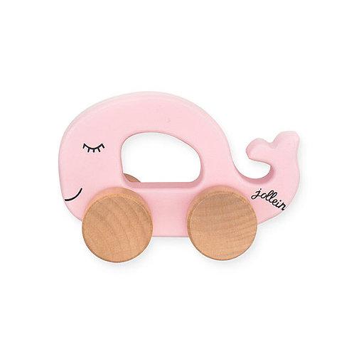 autootje vis roze Jollein