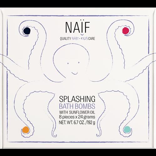 Naif bath bomps