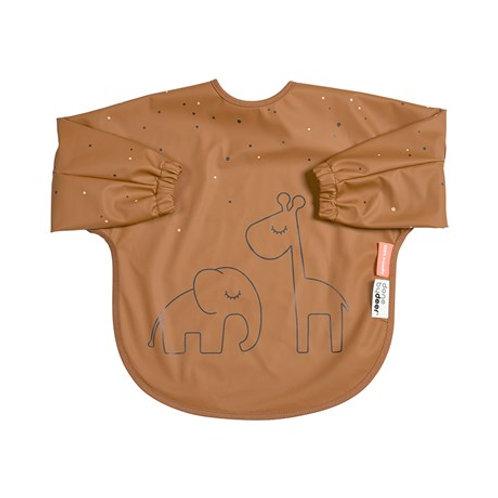 Slab met mouwen done by deer camel