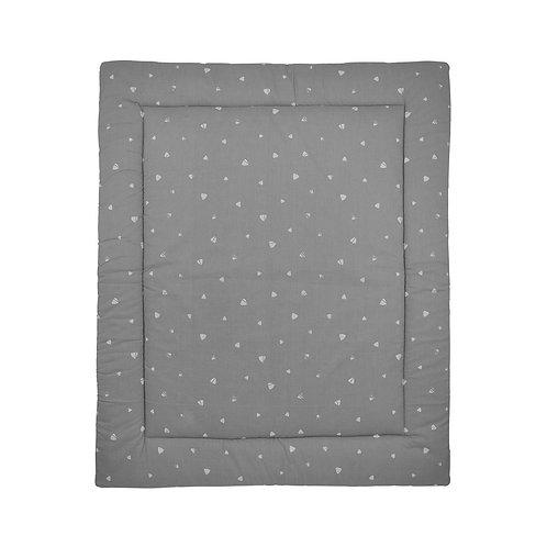 meyco boxkleed sweet triangle grijs