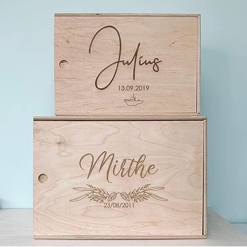 Geboorte box