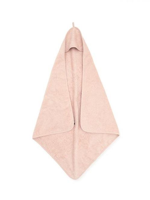 badstof badcape roze Jollein
