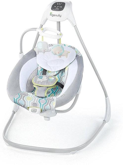 comfort cradling swing Everston