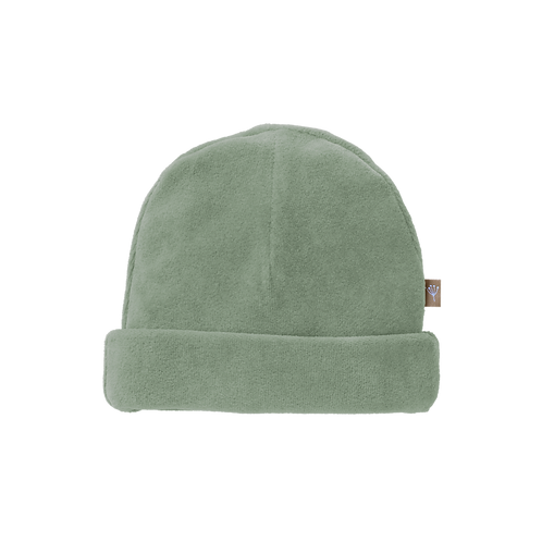 mutsje velours forest green Fresk