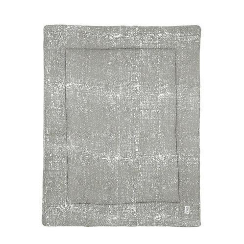 meyco boxkleed fine lines licht grijs