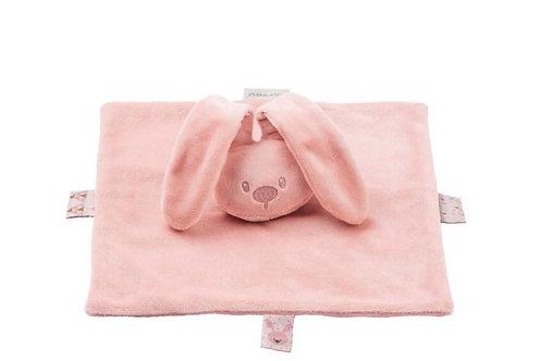 Doudou lapidou oud roze Nattou