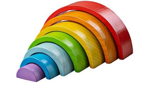 Regenboog stapelaar
