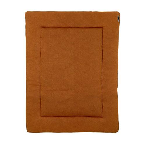 meyco boxkleed basic knit camel