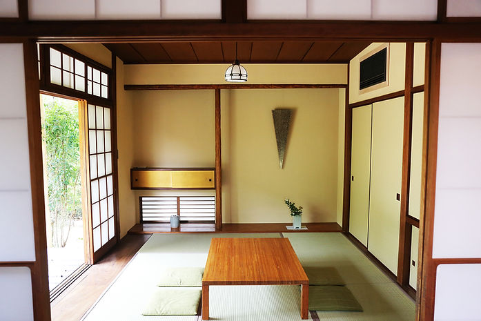 濱時間・茅ヶ崎の古民家貸別荘