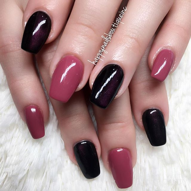 Gorgeous color combination!!💅🏻🌸🕶💅🏻 #love #312food #nails #spring #nailsmagazine #Chicago #Chit