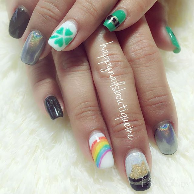 #shamrock #love 🍀☘️🌈💚#StPatricksDay.jpg