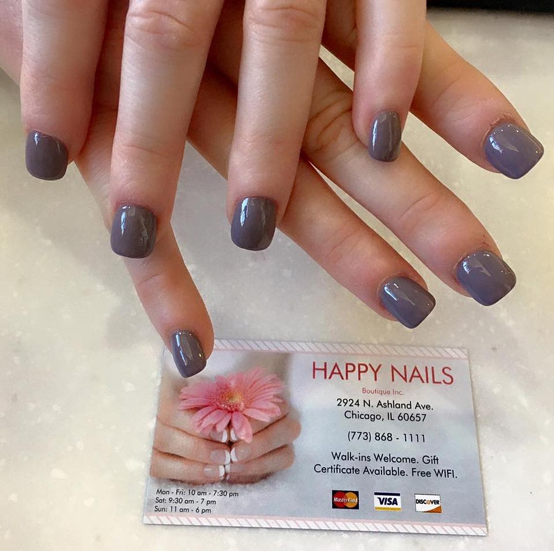 Home | Happy Nails Boutique