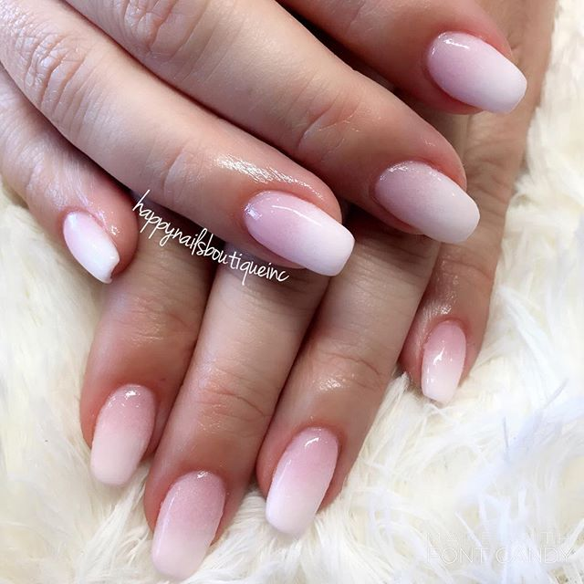 #babyboomer anyone_ #HNB #312food #ombre #love #Lakeview #Chitown #Chicago #nailsmagazine #naturalna