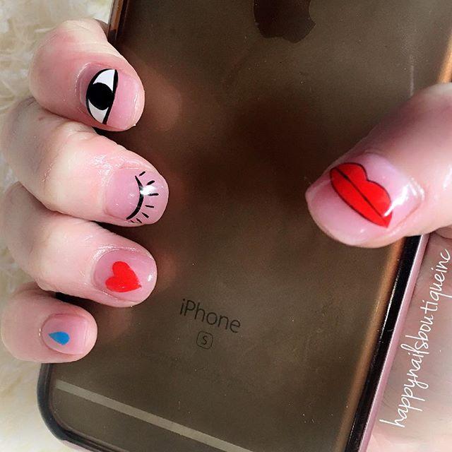 #beauty #beautyguru #eyes #eyelashes #lashes #lips #drop #heart #love #gossip #nails #nailart #naild