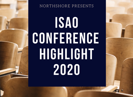 ISAO Conference Highlight 2020