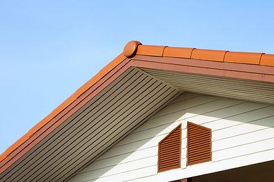 rotes Dach