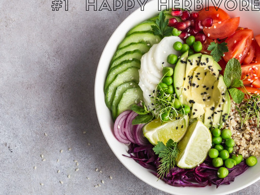HAPPY HERBIVORE - YOUR GUIDE TO VEGANISM