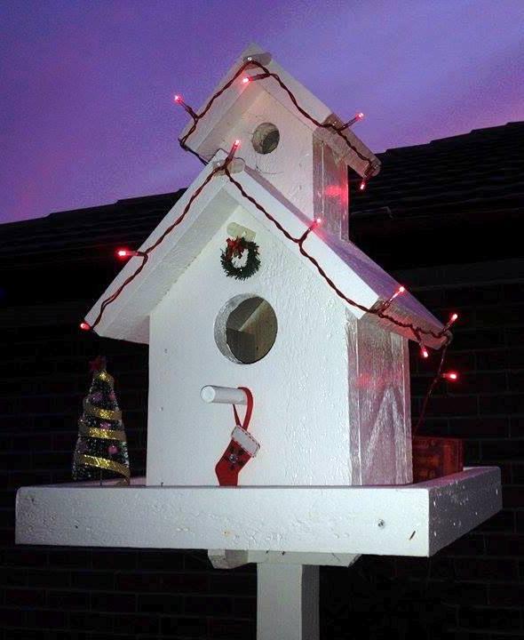 Vestry birdhouse