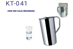 MENAJE DE COCINA INOX. + REPOSTERÍA MOLDE