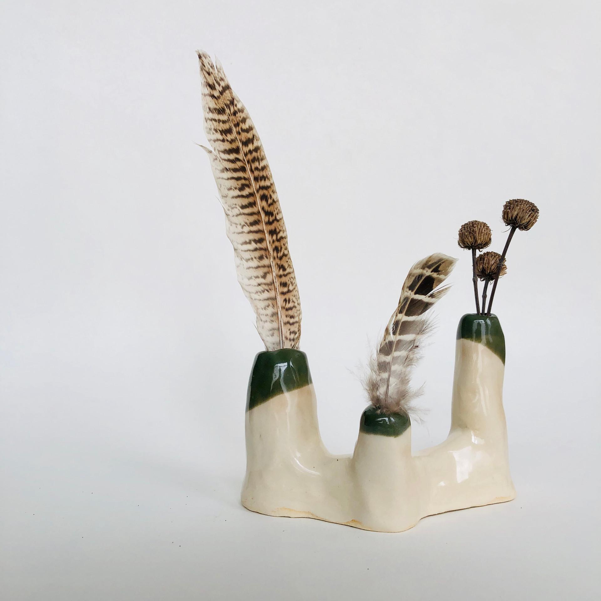 Green Triple Bud Vase.jpg