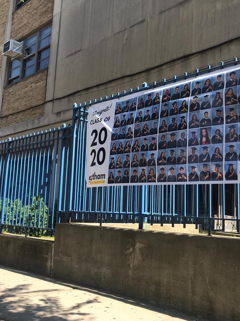 Celebrating the 2020 GCHS Graduates!