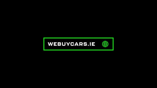 WeBuyCars.ie Promo
