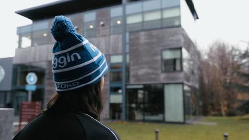 Behind the Athlete - Ashling Thompson x Noggin Sport