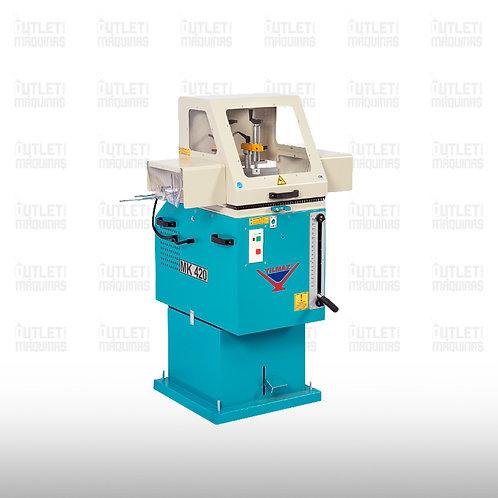 Máquina de corte e Refiladeira 420mm