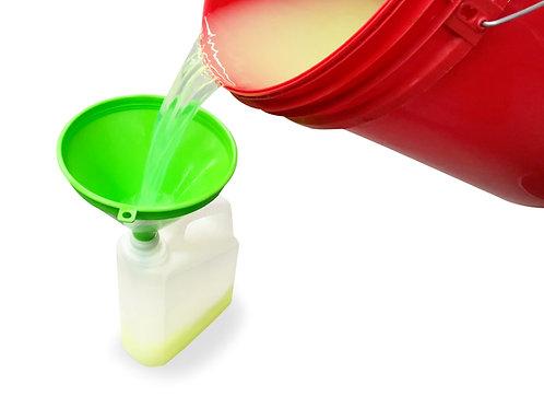 Óleo para alumínio - 5 litros - Solução 1/40 litros de água