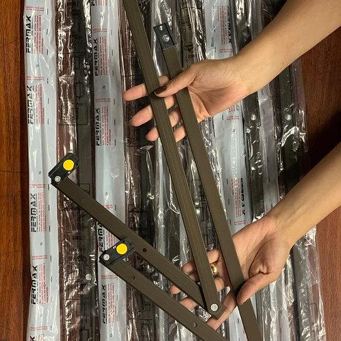 Articulação (braço) para janela maxim ar - 750mm