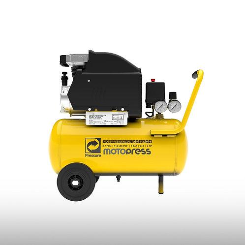 Compressor de Ar 24 Litros - Pressure