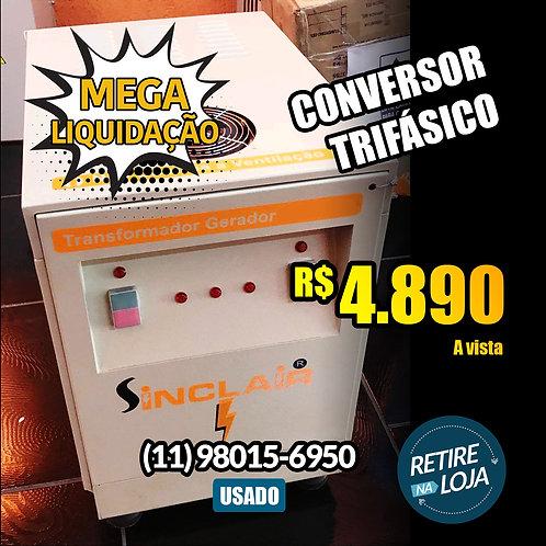 Trafo Gerador Trifásico 7,5 Cv
