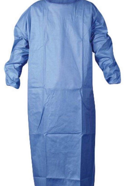 Non-woven Security Protection Suit Disposable Isolation Gown