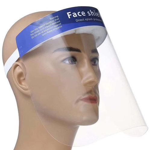 SafetyFace Shield Transparent Protective Sheild