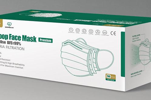 BFE 99% level 2 Face Mask