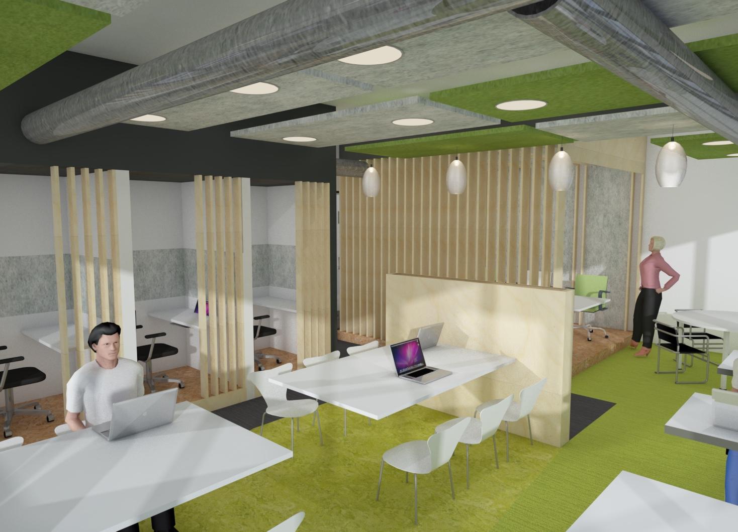 18LLN01- EXE2- Zone Quiet room