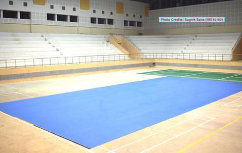 Badminton/Volleyball PVC flooring