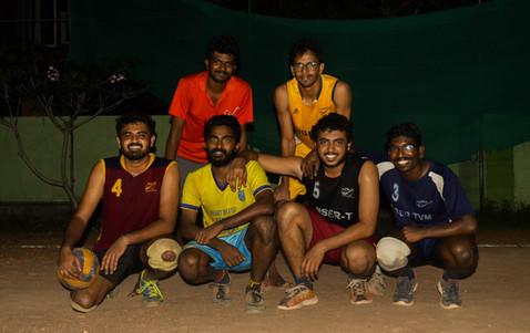 Inter-Batch Volleyball Tournament-2017